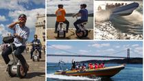 Sitgo and Speedboat Tour (13 - 18 persons), Lisbon, Jet Boats & Speed Boats