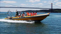 Sitgo and Speedboat Tour (6 - 12 persons), Lisbon, Jet Boats & Speed Boats
