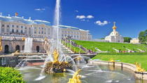Customizable Full-Day Private Shore Excursion: St. Petersburg City Tour, St Petersburg, null
