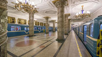St. Petersburg Underground and Metro Stations Walking Tour, St Petersburg, Walking Tours