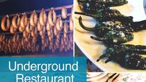 Underground Restaurant Experience, Porto, Food Tours