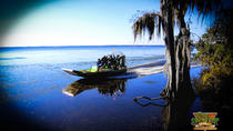 St Johns River Airboat Safari, St Augustine, Airboat Tours