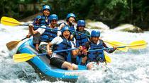 Caving at Gua Tempurung and Thrilling White Water River Rafting in Gopeng Perak, Kuala Lumpur,...