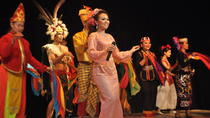 Malaysia Cultural Dinner Show with Dinner and Short Night Tour, Kuala Lumpur