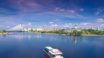 Putrajaya Boat Cruise, with Lunch, Prime Minister Office, Putra and Pink Mosques, Kuala Lumpur, Day...