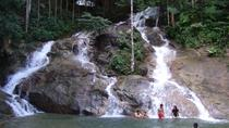 Selangor Templers Nature Park with Waterfalls and KL Central Market to see Cultural Shows and ...
