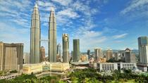Skybridge at Petronas Twin Tower with KL City and Batu Caves Tour including KL Tower Lunch and...