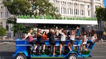 Beer Bike Guided Tour in Madrid, Madrid, City Tours