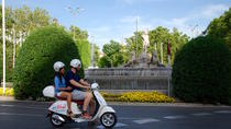 City Tour around Madrid in Vespa with Driver and Tapas or Picnic, Madrid, Cultural Tours