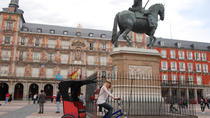 Electrical Tricycles Guided Tour in Madrid, Madrid, Walking Tours