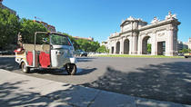 Tuk-Tuk Guided Tour in Madrid, Madrid, City Tours