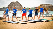 Platinum Macao Beach Surf Lessons, Punta Cana, Surfing Lessons