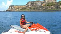 1-Hour Guided El Morro Jetski Tour, San Juan, Waterskiing & Jetskiing