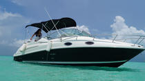 Private Boat Ride Adventure to Isla Mujeres , Cancun, Sailing Trips
