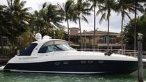 Privater Verleih der 15-m-Yacht Sea Ray in Cancún, Cancun, Sailing Trips