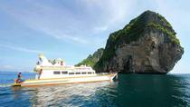 Amazing Sunset Cruise by Double Decker Boat from Krabi Including Buffet Dinner, Krabi, Sunset ...