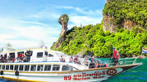 Amazing Sunset Cruise by Double Decker Boat from Krabi Including Buffet Dinner and National Park ...