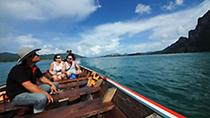 2 Days 1 Night CheowLan Lake Explorer Stay overnight at floating hut, Phuket, Overnight Tours