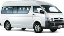 Private Minivan Transfer: Marina Bay Cruise Centre to Airport, Singapore, Private Transfers