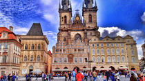 3-hour Prague Architecture Private Walking Tour, Prague, City Tours