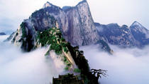 Private Customizable Day Tour of Mountain Huashan with Entrance Cable Shuttle Fee, Xian, Private ...
