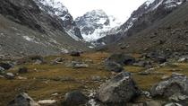 2-Day Private Hiking Tour to La Paloma Glacier, Santiago, Hiking & Camping