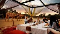 All-inclusive Overnight Safari for two in the Dubai Desert Conservation Reserve, Dubai, Historical ...