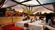 All-inclusive Overnight Safari for two in the Dubai Desert Conservation Reserve, Dubai, Historical...