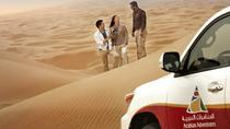 Half-Day Small-Group Winter Morning Dune Drive from Dubai, Dubai, Day Trips
