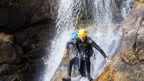 Canyoning Fisgas de Ermelo with transfers from OPorto, Porto, Climbing