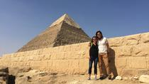 Day tour with Guide to Giza Pyramids, Sakkara, Dahshur and Memphis, Giza, Cultural Tours