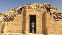 Half Day Guided Tour To Memphis City and Dahshur with Entrance fees, Cairo, Day Trips