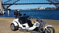 Sydney Scenic Trike or Harley Davidson Tour, Sydney, Cultural Tours
