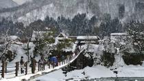Gokayama and Shirakawago Winter Illuminations with Transport from Nagoya