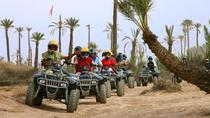 KINGDOM OF TOURS AND EXCURSIONS HALF DAY QUAD RIDE, Marrakech, 4WD, ATV & Off-Road Tours