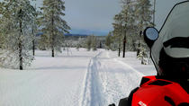 Snowmobile Adventure in Swedish Lapland, Northern Sweden, Ski & Snow