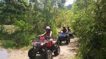 ATV, Kayaking & Swimming in Hidden Freshwater Lagoon, Unseen Krabi Half Day Trip, Krabi, 4WD, ATV & ...