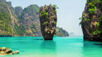 James Bond Island With Big Boat, Canoeing x2 And Swimming, Phuket, Kayaking & Canoeing