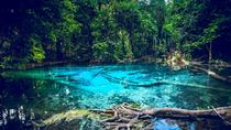 Krabi Emerald Pool, Hot Spring and Tiger Temple, Krabi, Thermal Spas & Hot Springs