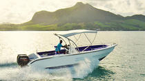Full-Day Private Speedboat Cruise: East Coast of Mauritius and Otentic, Porto Louis