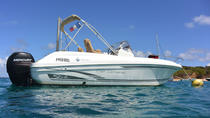 Half or Full Day St Martin Boat Rental, Grand Case, Boat Rental