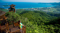 Self-Guided Private Day Tour: Ticket For Yalong Bay Tropical Paradise Forest Park With Chauffeur ...