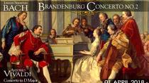 Johann Sebastian Bach - Brandeburg Concerto No 2, Rome, Theater, Shows & Musicals