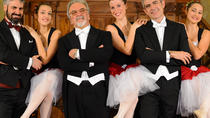 The Three Tenors at Domus Romana, Rome, Theater, Shows & Musicals