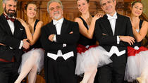 The Three Tenors at Waldensian Church, Rome, Theater, Shows & Musicals