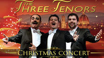 The Three Tenors in Christmas Concert, Florence, Christmas
