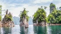 Full Day Cheow Lan Dam, Surat Thani, 4WD, ATV & Off-Road Tours