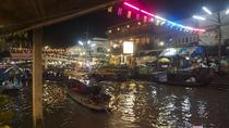 Half-Day Amphawa Floating Market and Fireflies Watching Tour from Hua Hin, ホアヒン