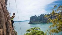 Half Day Krabi Rock Climbing at Rai Lay Bay, Krabi, Climbing