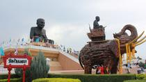 Huay Mongkol Temple and Sirinart Rajini Ecosystem Learning Center Day Tour in Hua Hin, ホアヒン